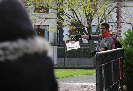Conor Quinn, former smtt student