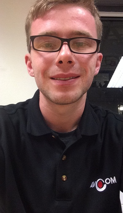 Sean Malone, former smtt student